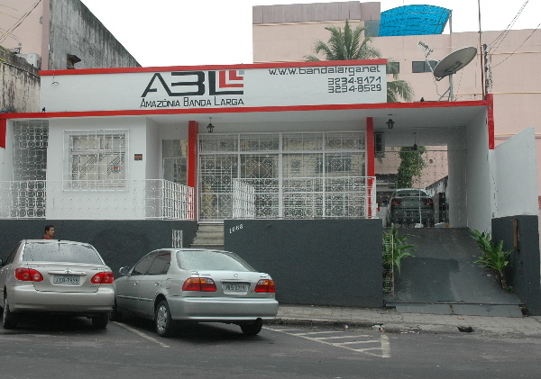 ABL Office and Bruce and Sônia's home in Manaus, Brazil.